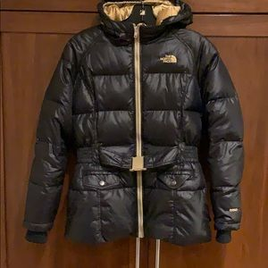 North face puffer cost girls